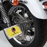 In-Close License Side Mount Plate Holder