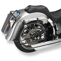 Bagger-Tail for Softails