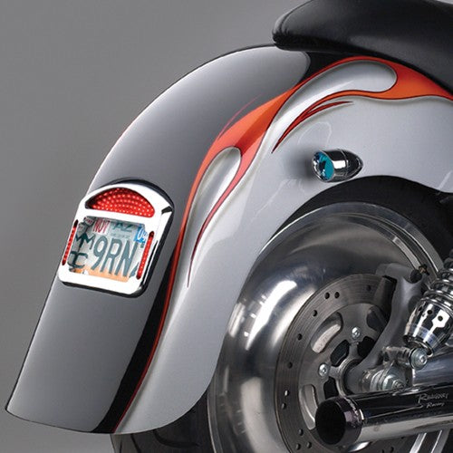 Fat Rod Rear Fender