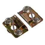 BAIL HEAD FASTENER RECEPTACLES