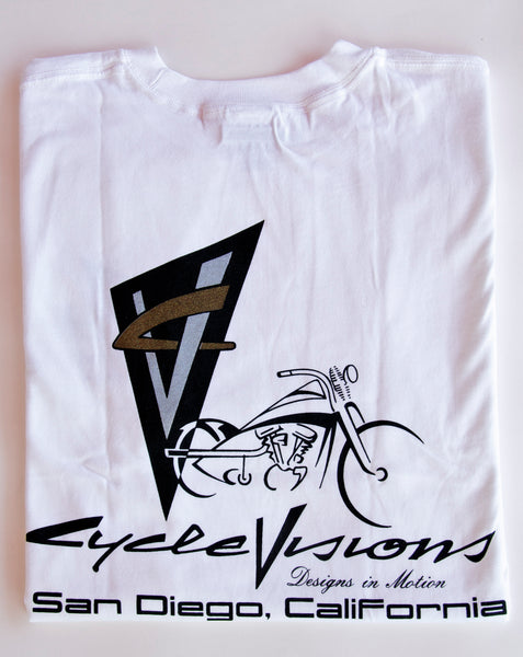 Cycle Visions Logo T-Shirt