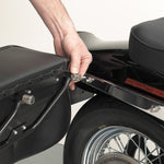 BareBacks bag mounting system