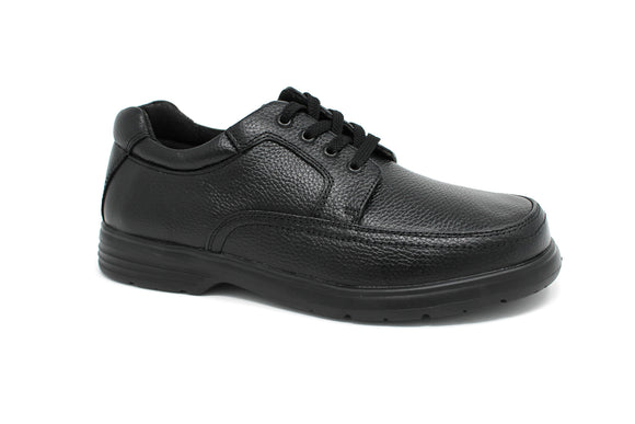 Mt. Emey 9608 Black - Men's Premier Added-Depth Extrem-Light Dress Shoes