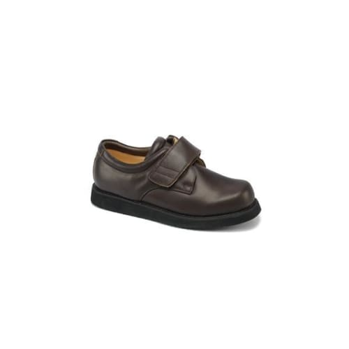 Mt. Emey 502 Brown (9E Width) - Mens Extra-Depth Dress/casual Shoes - Shoes