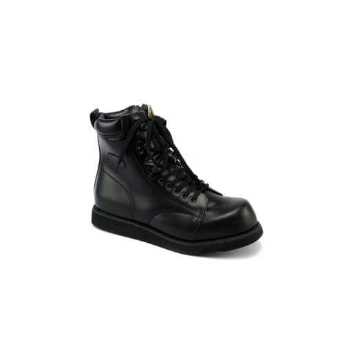 Mt. Emey 504 Black - Mens Supra-Depth Boots - Shoes