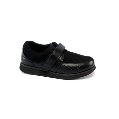 Mt. Emey 628-E Black - Womens Lycra Casual Shoes - Shoes
