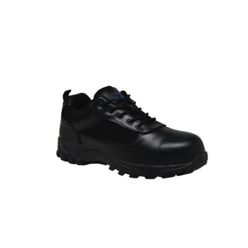 Mt. Emey 6501 Black - Mens Composite Toe Work Shoes - Shoes