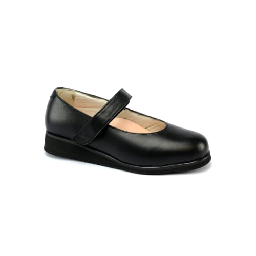 Mt. Emey 9202 Black - Womens Extra-Depth Mary Jane Shoes - Shoes