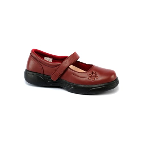 Mt. Emey 9205 Ruby Red - Womens Extreme-Light Mary Jane Shoes - Shoes