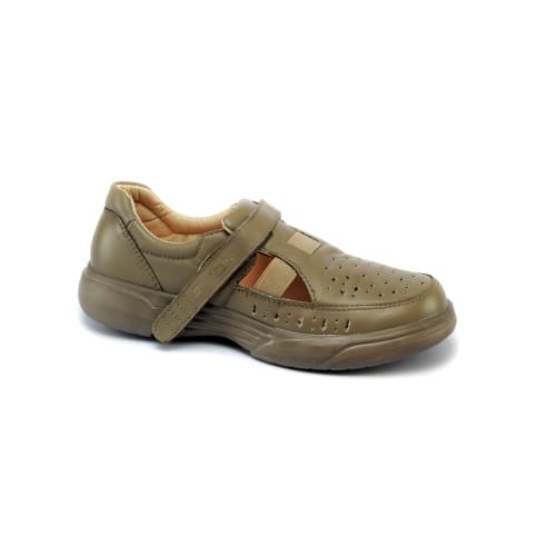 Mt. Emey 9212 Taupe - Womens Extreme-Light Sandals - Shoes