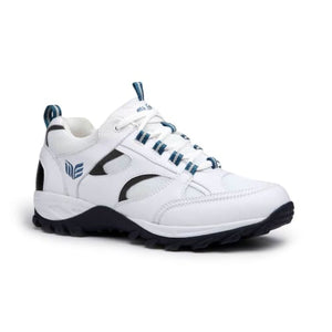Mt. Emey 9708-3L White - Mens Extreme-Light Athletic Walking Shoes - Shoes