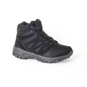 Mt. Emey 9713 Black - Mens Added-Depth Mesh Walking Boots - Shoes