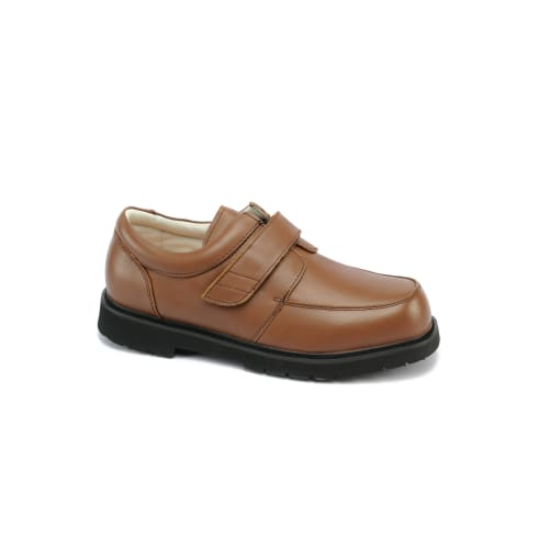 Mt. Emey 9921 Tan - Mens Extra-Depth Dress/casual Shoes - Shoes