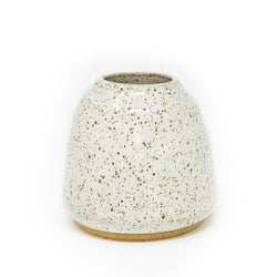 Handmade Speckled Pot