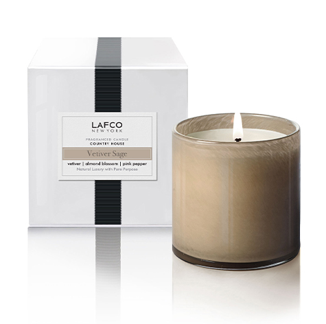 Vetiver Sage Signature Candle