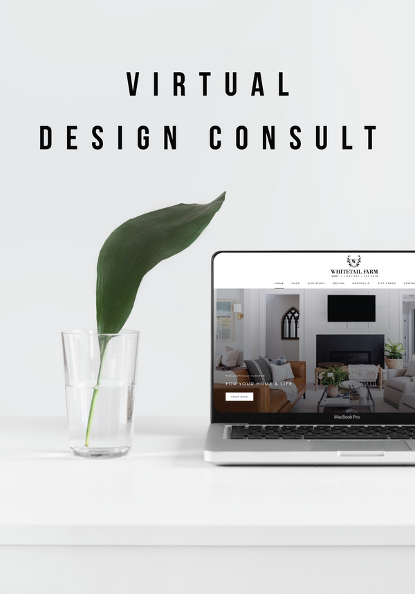 Virtual Design Consultation