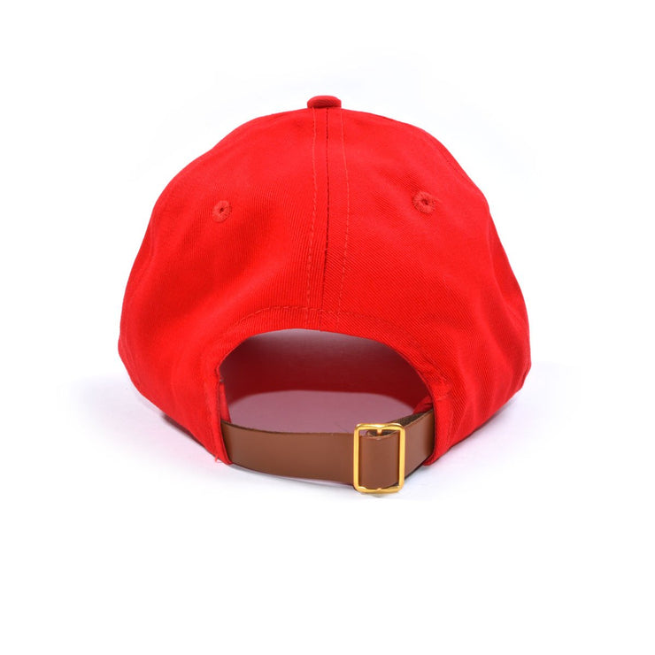 Henny Dad Hat (Leather Strap)
