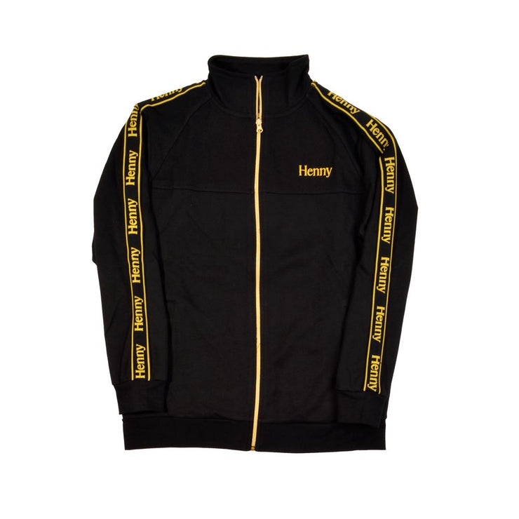 Henny Stripe Zip Up