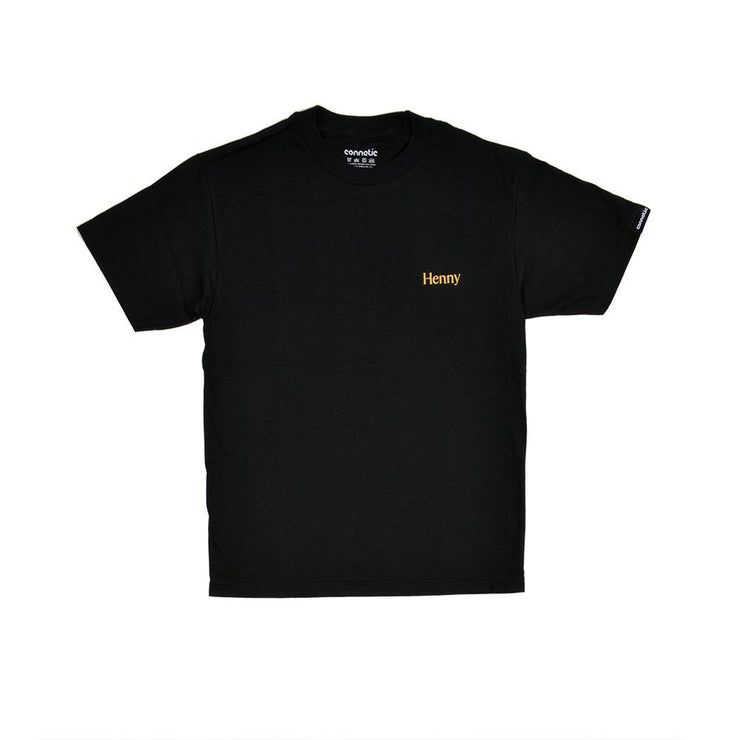 Henny Embroidered Logo Tee