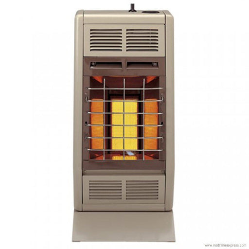 Empire SR6 Infrared Vent-Free Gas Heater 6000 BTU - Liquid Propane
