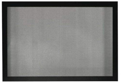 "Empire Comfort Systems Fireplace 42"" Tall Barrier Screen - Matte Black"