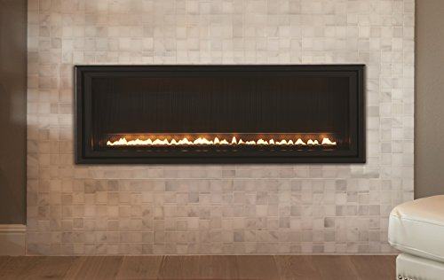 Empire Comfort Systems Boulevard Millivolt Contemporary 48-inch Linear Vent-Free 40k BTU Fireplace - Natural Gas