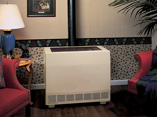Empire Closed Front Room Heater Natural Gas 65000 BTU