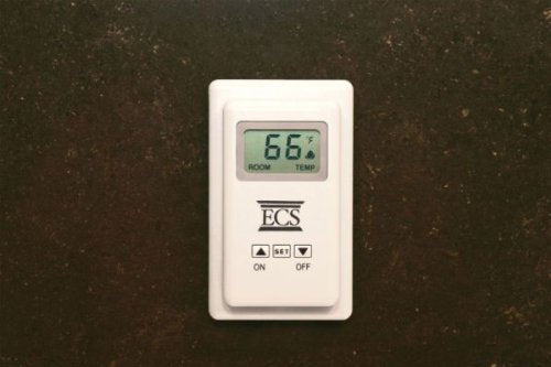 Empire Comfort Systems TRW Mantis FF28 Wireless Remote Wall Thermostat