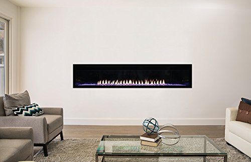 Empire Boulevard Vent Free 72 inch Fireplace Propane