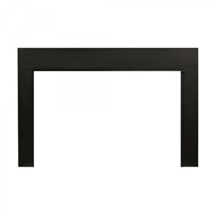 Empire DS28433BL Metal Surround, 4-Sided, 1-pcs, Black