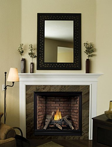 Empire Comfort Systems Tahoe Clean Face Traditional DV Fireplace DVCP36BP30P - Liquid Propane