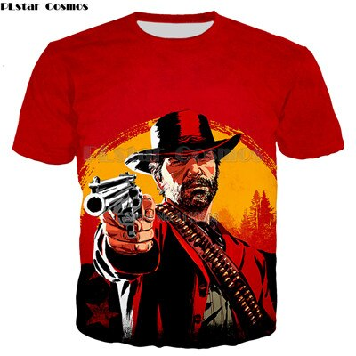 NEW Red Dead: Redemption 2 T-Shirt