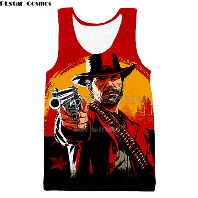NEW Red Dead: Redemption 2  TANK TOP