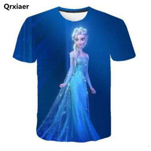 NEW Frozen 2 shirt Queen Elsa