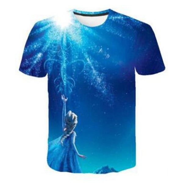NEW Frozen 2 shirt Elsa Strikes
