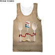NEW 2019 Toy Story 4 The Walking Toys Tank Top