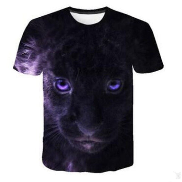 NEW The Lion King short Sleeve Kids Summer Shirt SImba NIght
