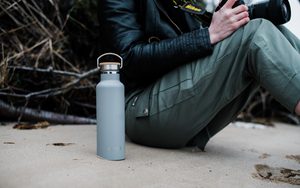 Antur Stainless Steel Water Bottle