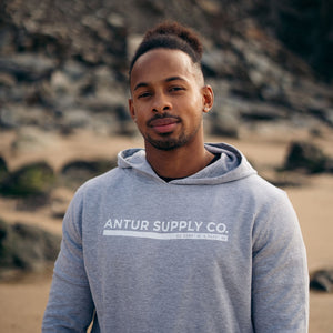 Antur Supply Co - Coordinates - Grey