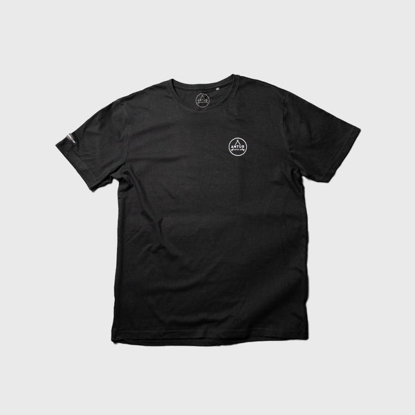 Black OG Design Mens Tee