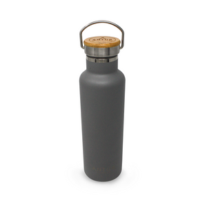 Antur Grey Water Bottle