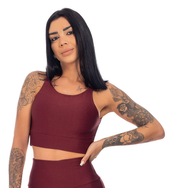 Sports Bra Ever Ziggy Marsala