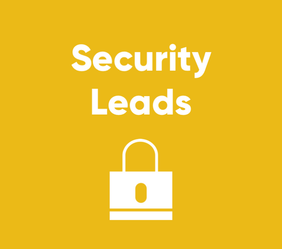 Security Leads
