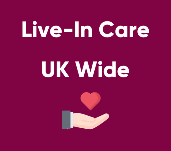 Care - Live-In Care - UK Wide