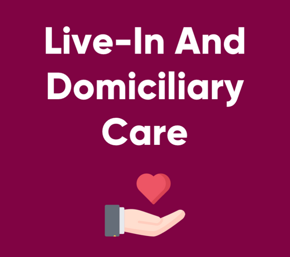 Care - Live-In And Domiciliary Care