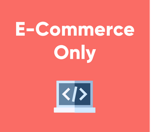 Website - E-Commerce Only