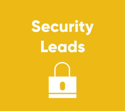 Security Leads - Canada