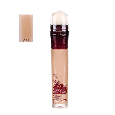 Face Foundation Concealer Pen Long Lasting Dark Circles Corrector Contour Concealers
