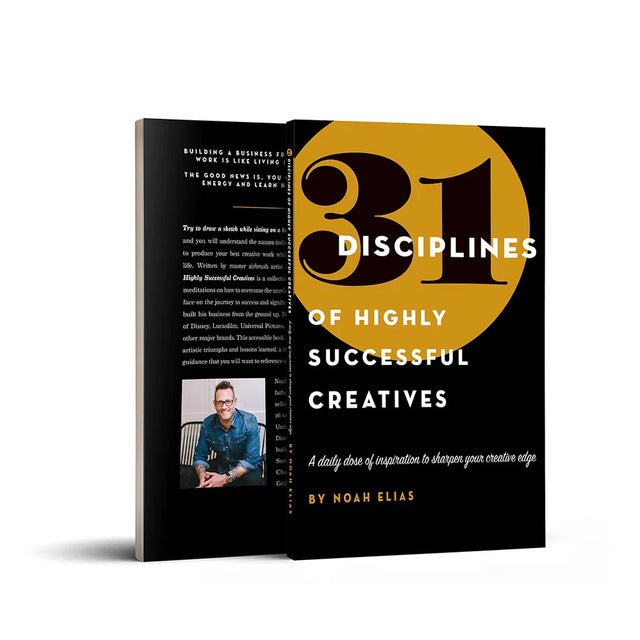 31 Disciplines of Highly Successful Creatives