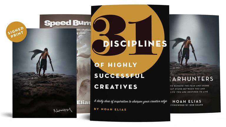 """Creative Success"" Book Bundle"